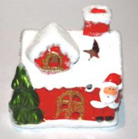 Mini Christmas House - various designs